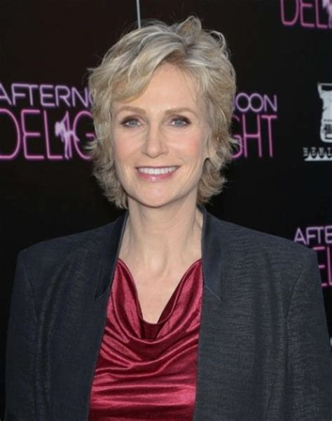 50 plus perm hairstyles short 50 yrs jane lynch pixie rejuvenating short hairstyle for a lady