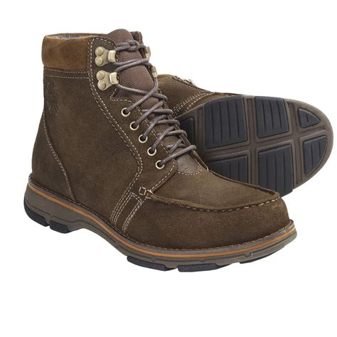 dunham boots dunham randal high boots suede for save 72