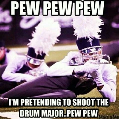 Pew Pew Pew Meme - 242 best band music memes images on pinterest marching