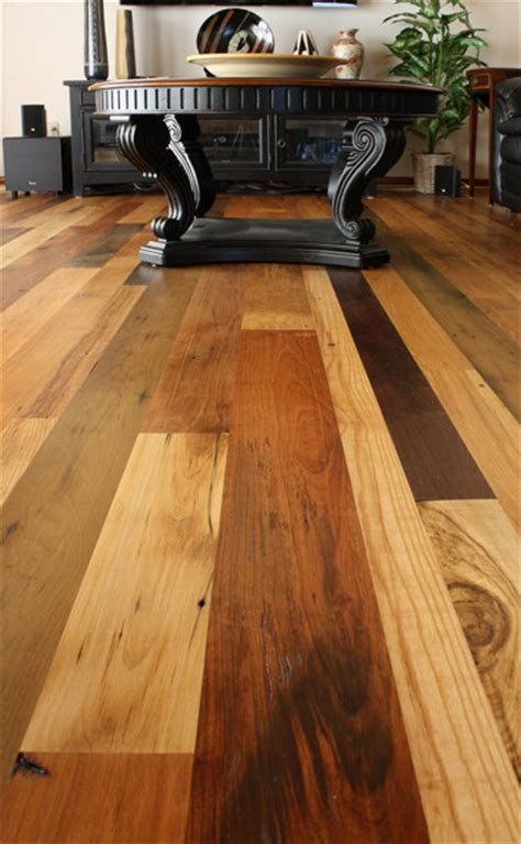wood flooring reclaimed antique mixed hardwoods