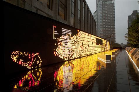 ibm s interactive think exhibit uses real time data to