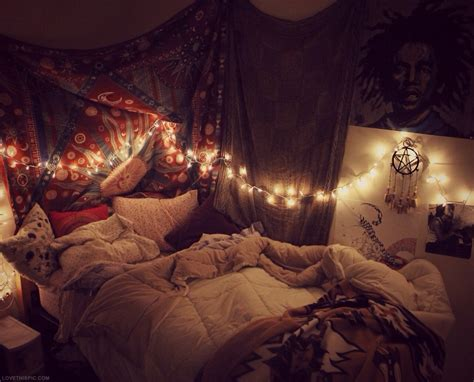 Lights Around Bed by How To Get The Room Trusper