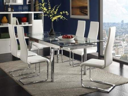 coaster 5 pc kimball collection contemporary style black coaster 1062815pc2 modern dining dining room sets