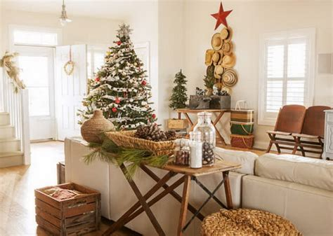 country living decor ideas 60 elegant christmas country living room decor ideas