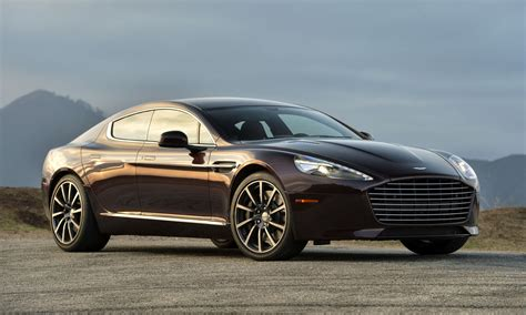 aston martin rapide s sedan coupe dreams sedan realities high performance 4 doors