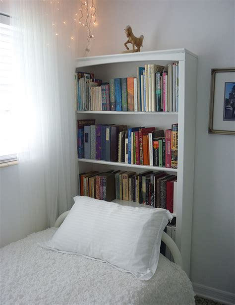 bookshelf ideas for small rooms 17 bookshelves that double as headboards