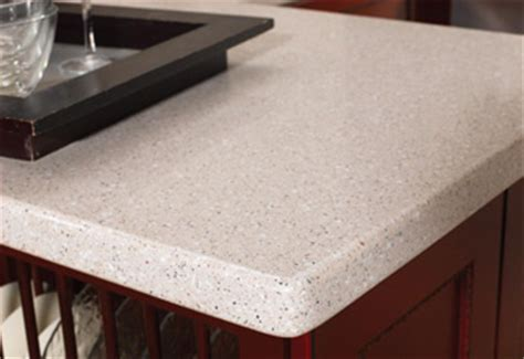 Eased Edge Granite Countertop by Edges New View