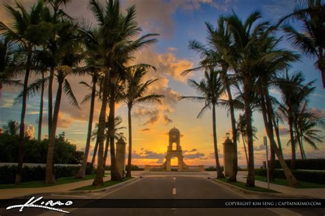 worth avenue clock tower worth avenue palm beach island