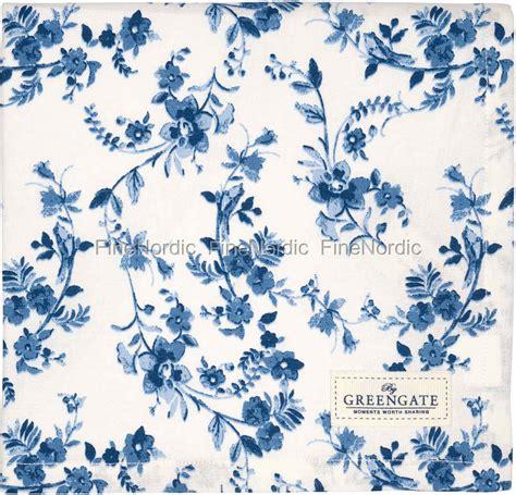 tischdecken 150 x 150 greengate tischdecke tablecloth vanessa blue 150 x 150 cm
