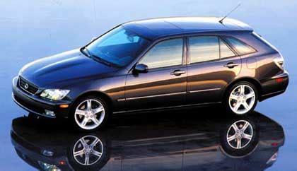 2002 Lexus Is300 Review 2002 Lexus Is 300 Sportcross Road Test Review Motor