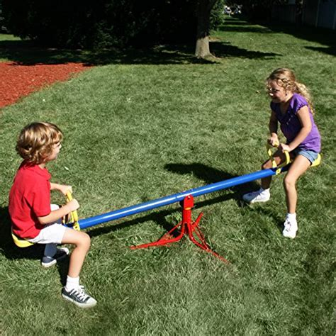 teeter totter swing swing n slide see saw spinner realtoystore