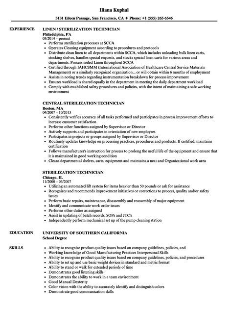 excellent healthcare materials management resume pictures