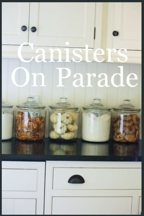 canisters  parade stonegable