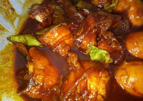 resep ayam kecap pedas manis oleh shanty dheny susanti