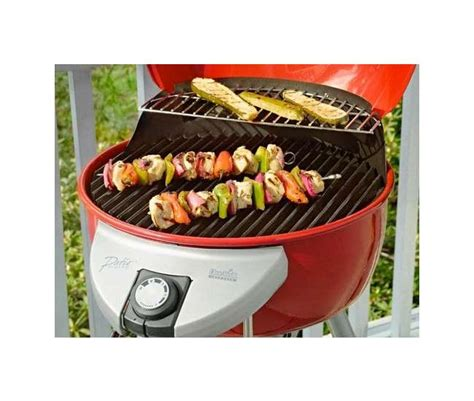 Char Broil Patio Bistro Electric Grill Review Char Broil Red Patio Bistro 240 Tru Infrared Electric