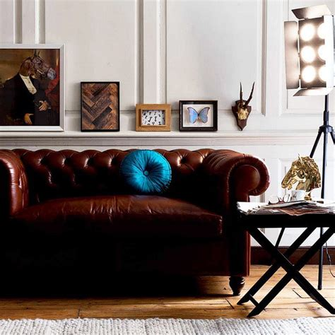 Top 10 Living Room Furniture Design Trends A Modern Sofa Chesterfield Sofa In Living Room