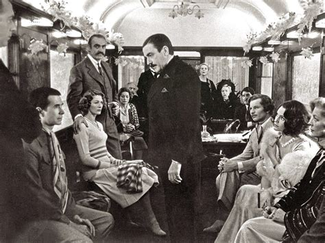 Murder Orient Express 1974 Film Travel Reads Gripping Crime Novels Set Aboard Train Journeys Nat Geo Traveller India