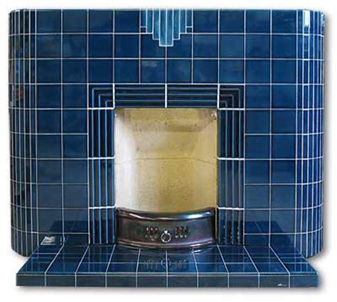 astoria 1920s style deco fireplace twentieth century