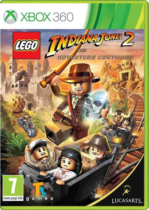 Tutorial Lego Indiana Jones Xbox 360 | hra pro konzoli xbox 360 lego indiana jones the