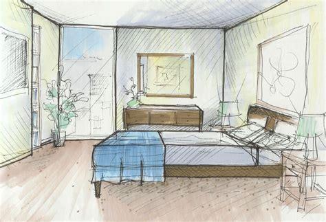 sketch bedroom interior hand sketch drawing ideas ideas kahode home