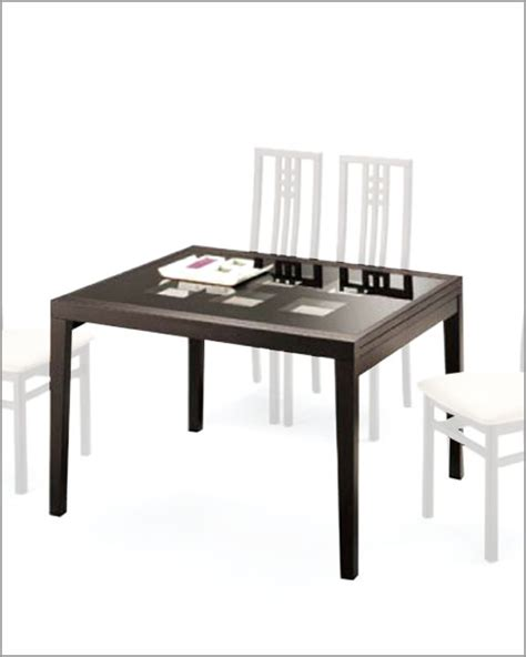 Expandable Glass Dining Tables 47in Expandable Dining Table W Frosted Glass Top Italy 33d102
