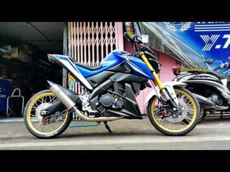 Yamaha Xabre Mt15 Free Ongkir yamaha xabre mt 15 m slaz 150 modifikasi