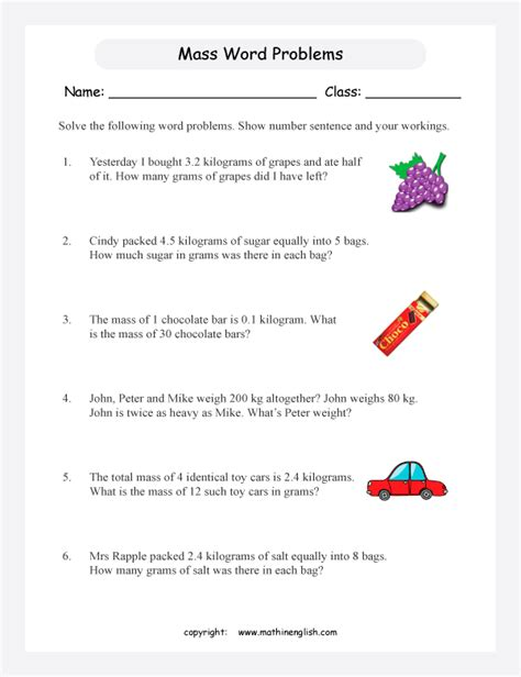 Conversion Problems Worksheet by Measurement Conversion Word Problem Worksheets 4th Grade Word Problems Worksheets And Words On