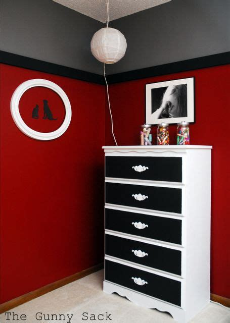 red and gray bedroom bedroom makeover reveal red bedrooms boys and sons
