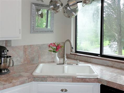 kitchen corner sink ideas corner kitchen sink designs corner kitchen sink