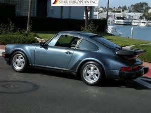 1987 Porsche 911 Turbo For Sale 1987 Porsche 911 Turbo 930 For Sale