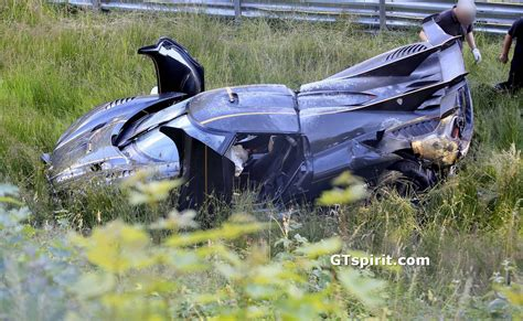 Koenigsegg One 1 Crashes At The Nurburgring During Testing
