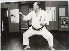Photos of O'Sensei Higa Yuchoku Minoru Higa