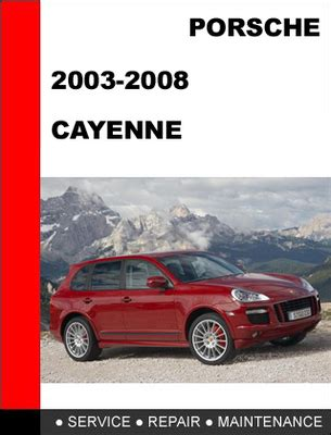 porsche mechanic salary porsche cayenne 2003 2008 workshop service repair manual