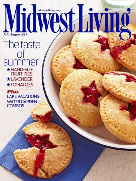 midwest comfort food midwest living cover recipes midwest living