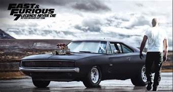 Dodge Charger In Fast And Furious The Cars Of Fast Furious 7 Daily Culture
