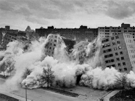 Ambitious Projects by Pruitt Igoe Myth Housing Project Business Insider