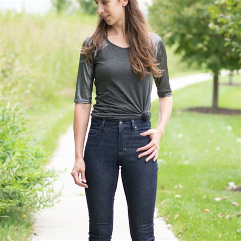 pattern review ginger jeans ginger jeans a pattern review sewjourners