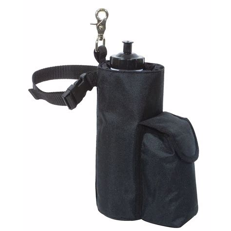 My Bottle Tumbler Pouch dura tech single water bottle holder with side pocket