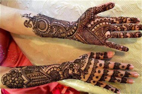Hand Mehndi Designs For Front And Back   rajasthani bridal mehndi designs for full hands top 15 of