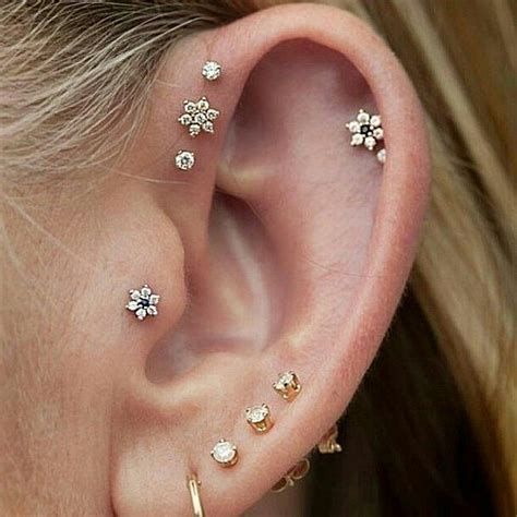 cartilage studs tragus cartilage earrings