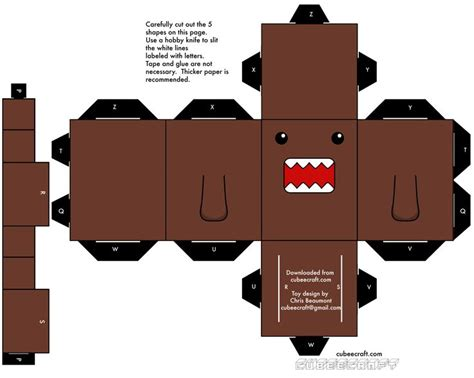 Paper Cube Craft - 77 best images about paper on bobs toys