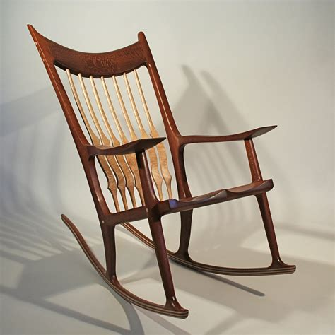 S Rocking Chair by Rocking Chair Timothy S Woodworking