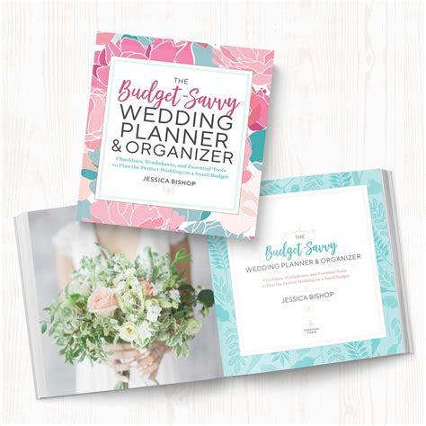 The Budget Savvy Wedding Planner & Organizer!   Something