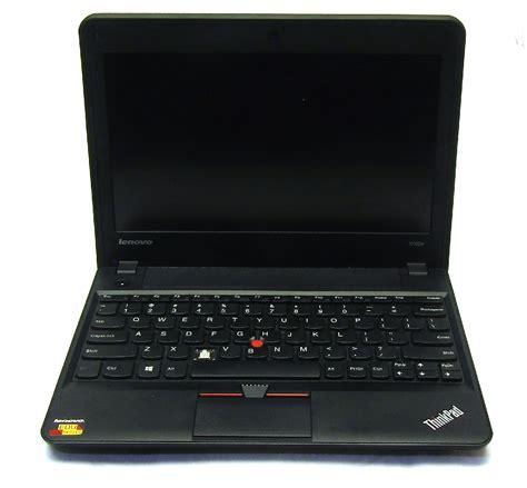 Laptop Lenovo Amd Dual lenovo thinkpad x140e 11 6 quot laptop 1 40ghz amd e1 2500 dual 500gb ebay