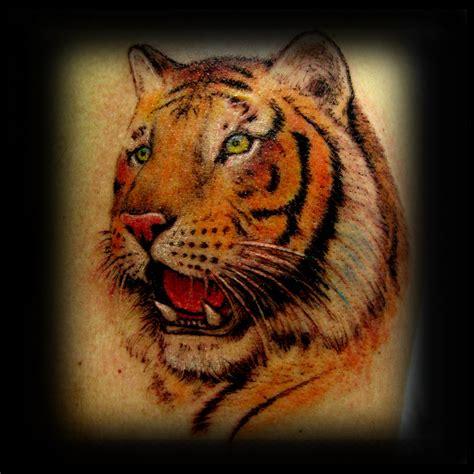 tiger head tattoo tiger images designs