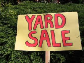 Garage Sales The Lazy Person S Guide To Selling Your Stuff Without