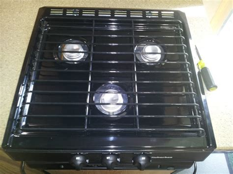 Ibc Precision Cooktop Gas Cooktop Cover Full Image For Gas Range Burner Covers
