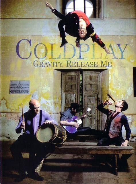 coldplay gravity coldplay gravity release me 1dvd digipak