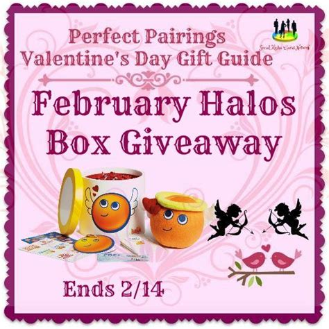 Box Giveaway - god s growing garden february halos box giveaway