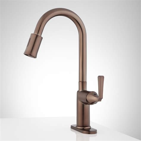 touchless kitchen faucets mullinax single touchless bar faucet with deck plate kitchen faucets kitchen